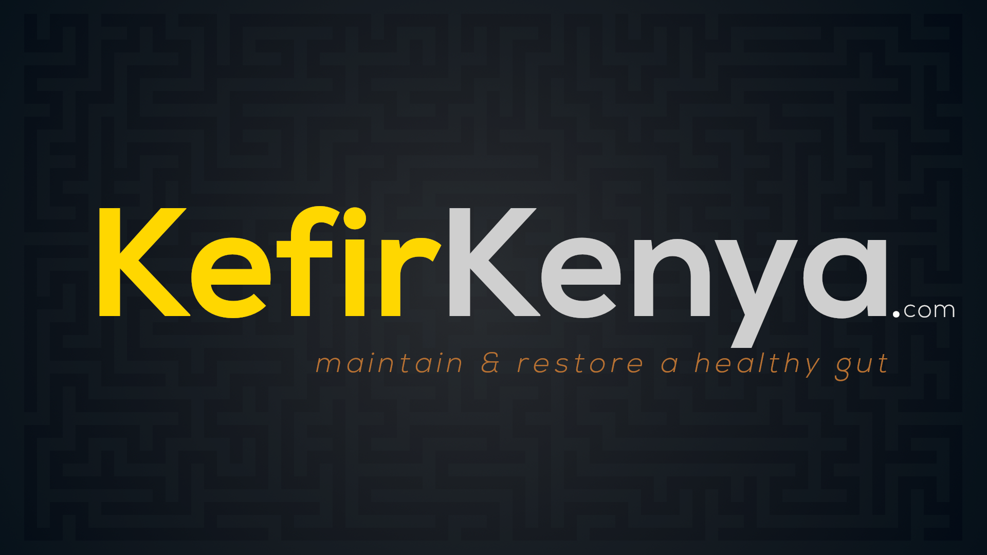 KefirKenya® | Kefir Grains Kenya  | Secrets of Our Acestors